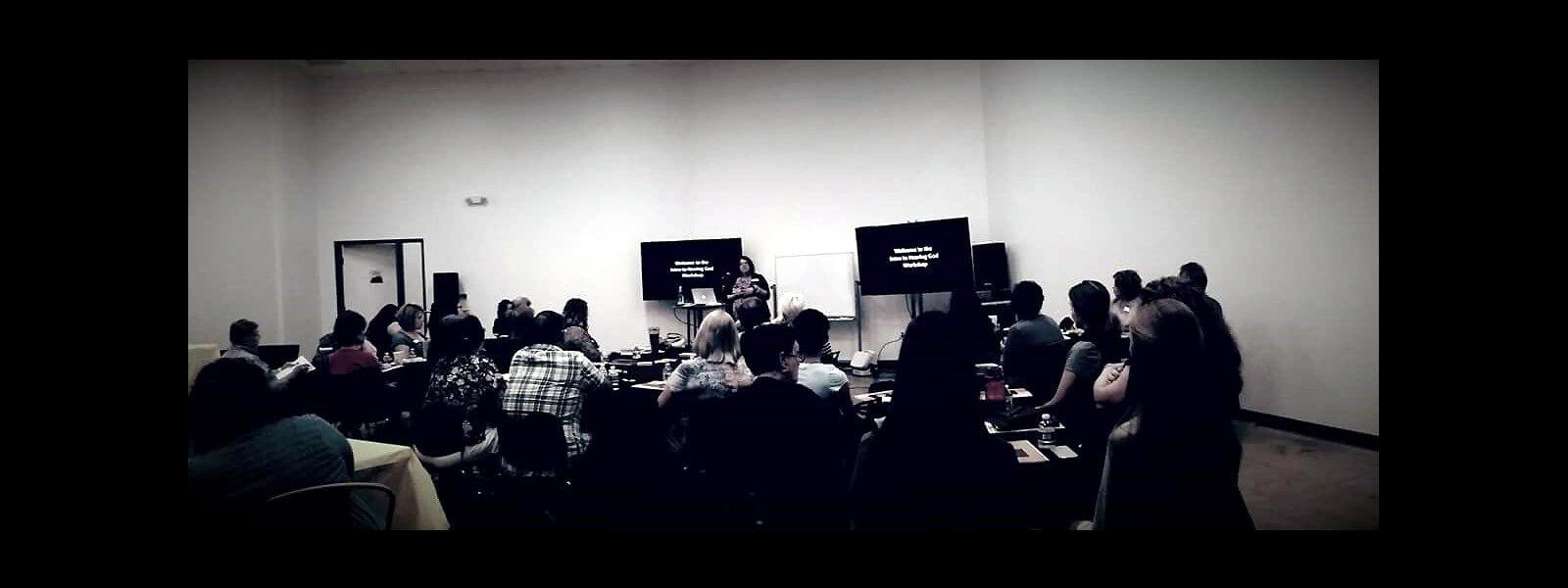 Workshops with Tara Browder